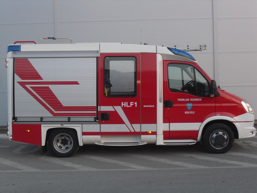 Hilfeleistungsfahrzeug 1 Wasser HLF 1 W BJ 2012