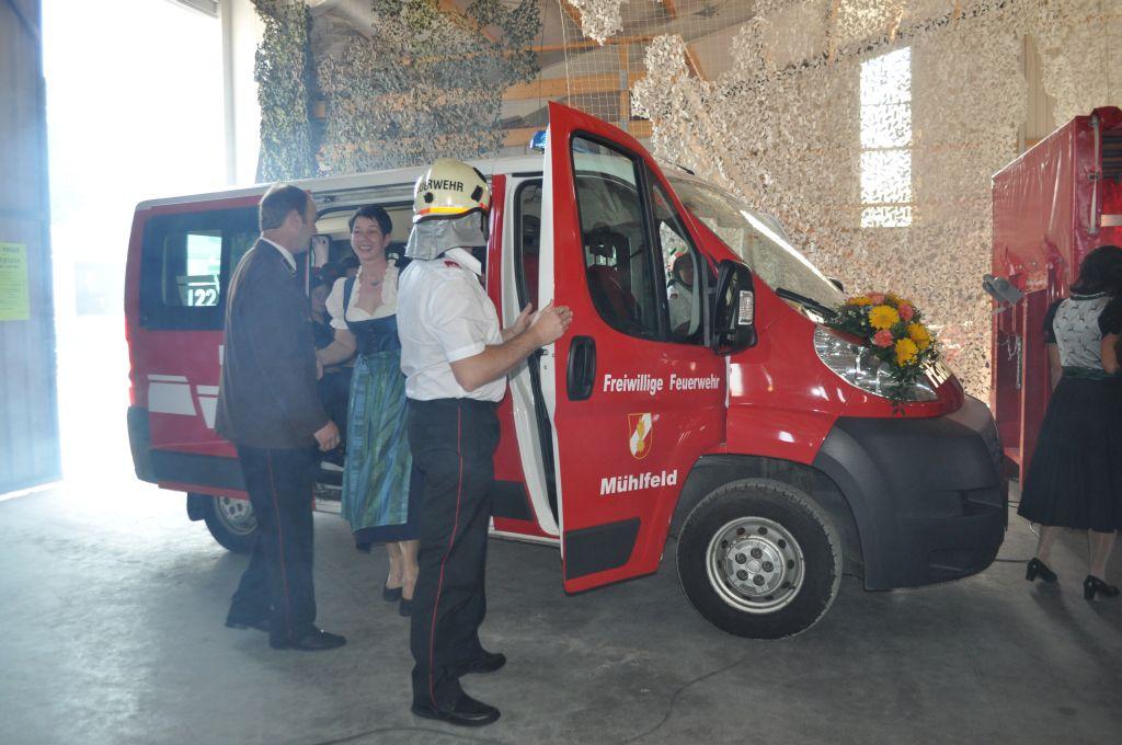 Feuerwehrfest FF-Mühlfeld 2018